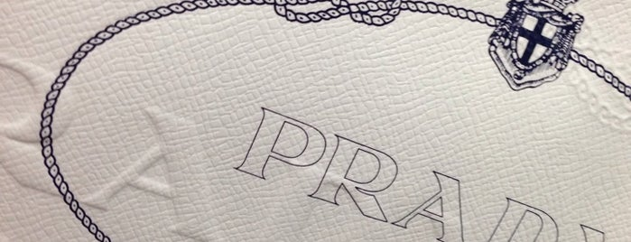 Prada is one of singapore.