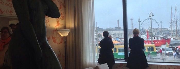 Hotel Manta of Helsinki is one of Helsinki.