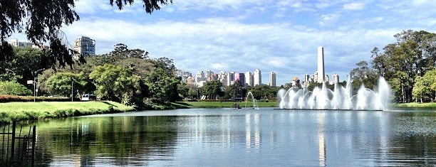 Parque Ibirapuera is one of São Paulo Best Places.
