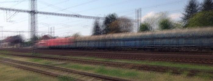 Železniční stanice Tlumačov is one of Železniční stanice ČR: Š-U (12/14).