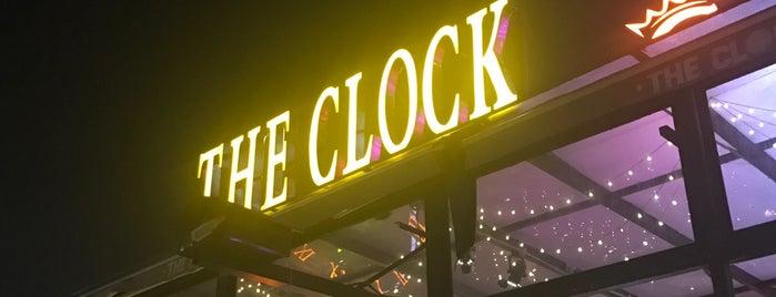 The Clock is one of Mon Carnet de bord.