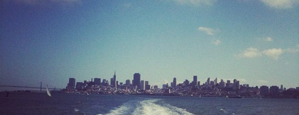 Ferry to Tiburon is one of San Francisco Favorites.