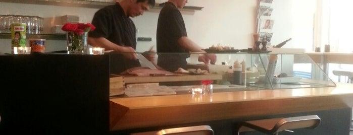Sanshin sushi is one of Sushi in Copenhagen.