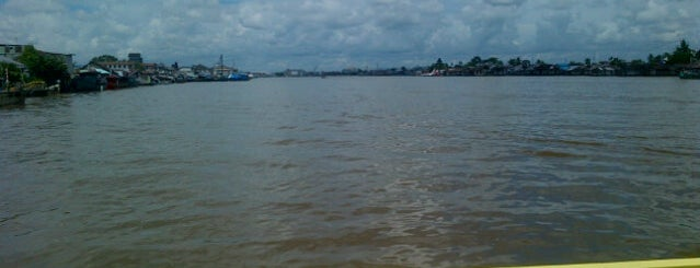 Kapuas ferry is one of Guide to Pontianak's best spots.