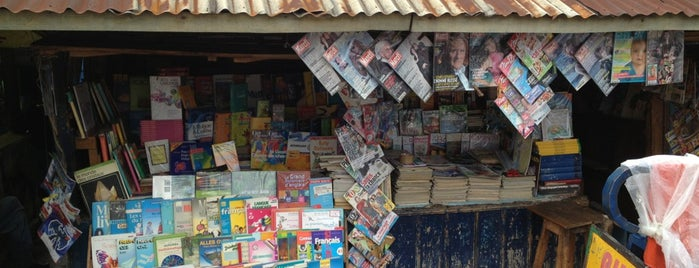 Bouquinistes Ambohijatovo is one of Libraries and Bookshops.