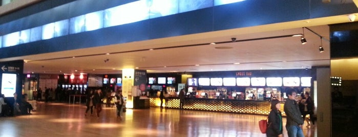 CGV 용산 is one of 10,000+ check-in venues in S.Korea.