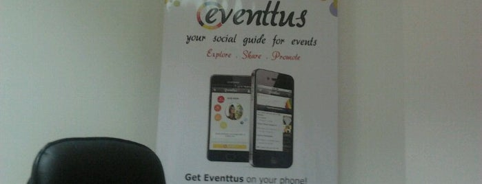 Eventtus HQ is one of startups.