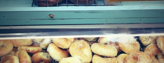 Lenny's Bagels is one of New York 2012.