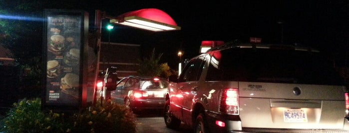McDonald's is one of Must-visit Fast Food Restaurants in Tullahoma.