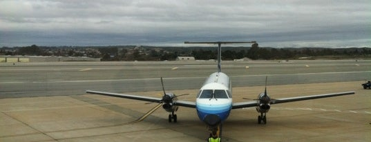 Monterey Regional Airport (MRY) is one of Airports visited.