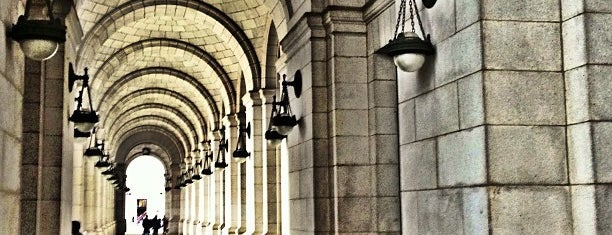 Union Station is one of Favs.