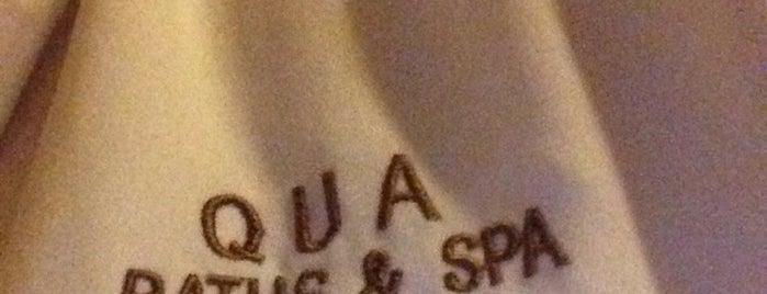 Qua Baths & Spa is one of Las Vegas City Guide.