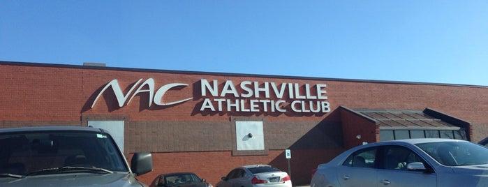 Nashville Athletic Club is one of Nashville.