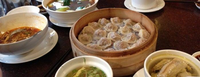 Din Tai Fung Dumpling House is one of 20 favorite restaurants.
