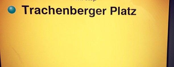trachenberger platz
