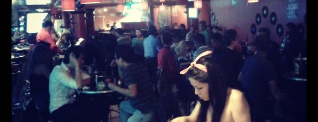 Karmaleón Snack & Bar is one of bars.