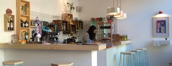 Café Cometa is one of The FoodHunter DimasEnrik AC.