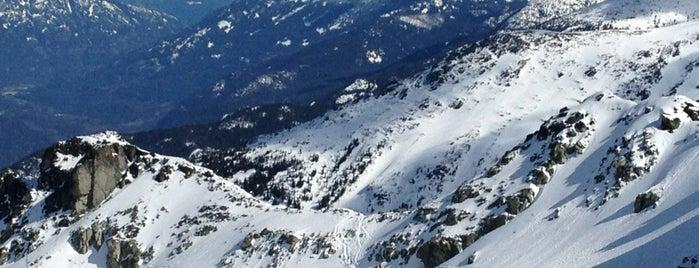 7th Heaven is one of Ski Bum Badge.