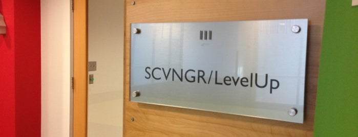 SCVNGR HQ is one of Boston Tech.