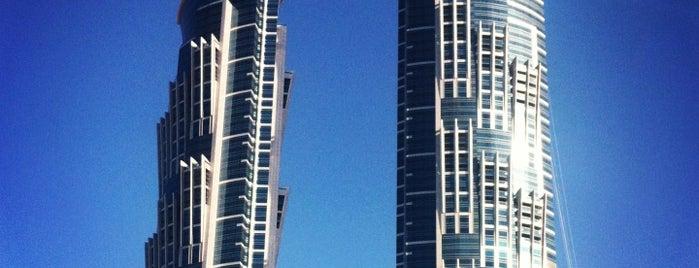 JW Marriott Marquis Dubai is one of Best places in Dubai, United Arab Emirates.