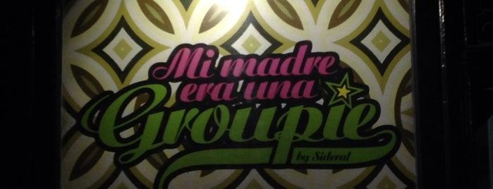 Mi Madre Era Una Groupie is one of Favorite Nightlife Spots.
