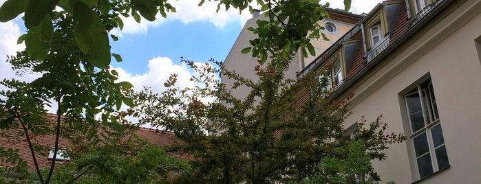 Kunst-Werke - Institute for Contemporary Art is one of Berlin.