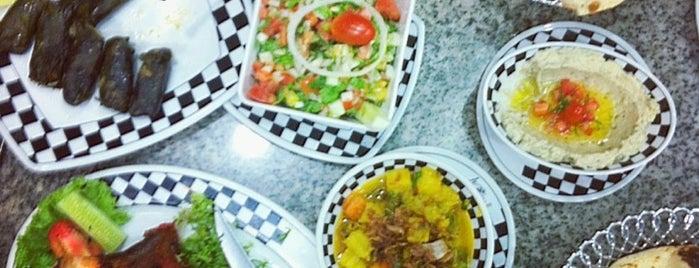 Nasir Al-Masri Restaurant and Shisha is one of Feed Me.