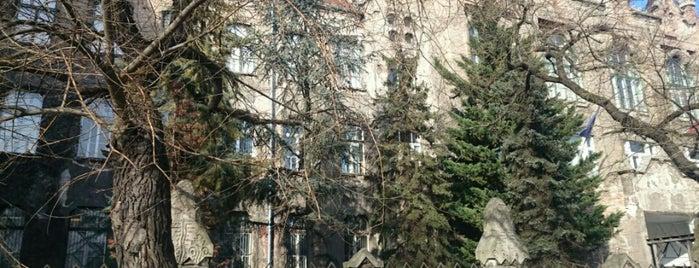 Országos Pedagógia Könyvtár és Múzeum is one of 1.