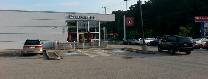 Chipotle Mexican Grill is one of Favorite Fast Food.