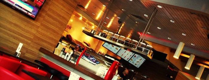 Aroma Espresso Bar is one of Aroma Espresso Bar - US Locations.