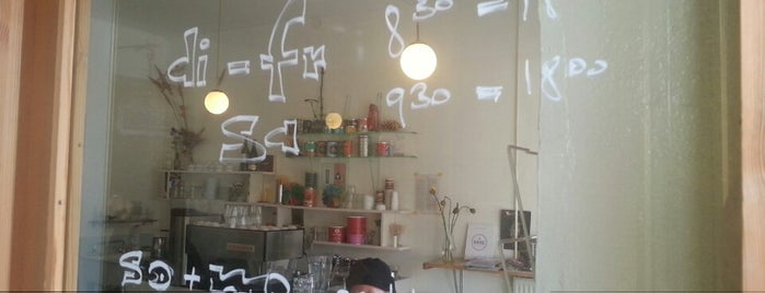 Cafe Sgaminegg is one of Berlin.