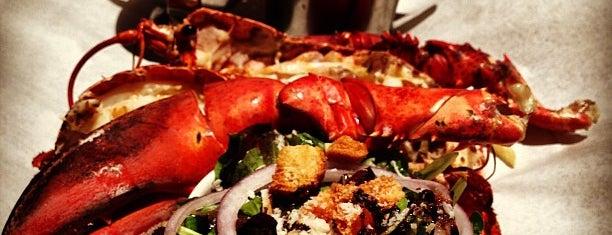Burger & Lobster is one of London Restaurants.