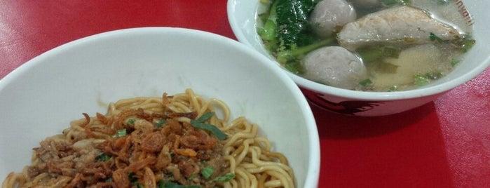 Es/Mie Ayam Bangka is one of Favorite Food.