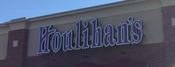 Houlihan's is one of been here.