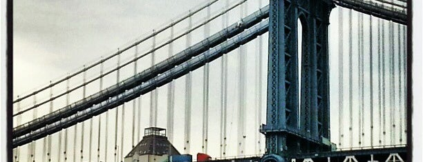 "Manhattan Bridge is one of ""Be Robin Hood #121212 Concert"" @ New York!."