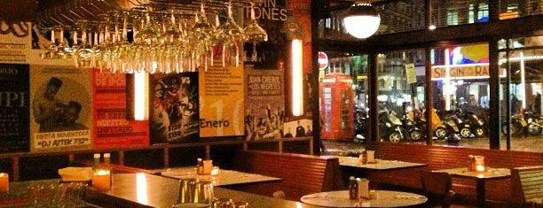 La Bodega Negra is one of London Restaurants.