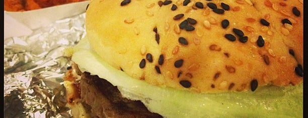 Army Navy Burger + Burrito is one of All-time favorites in Philippines.