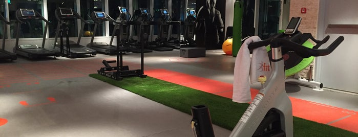 Bfit Gym is one of Kuwait.