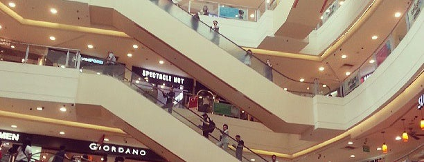 Hougang Mall is one of usual suspects.