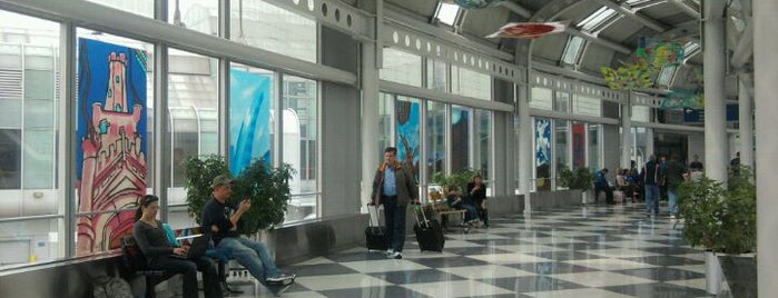 Chicago O'Hare International Airport (ORD) is one of Airports of the World.