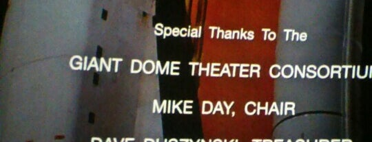 IMAX Theater is one of Entertainment: USA.