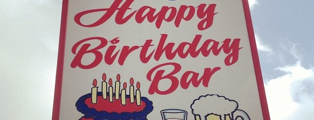 Ray's Happy Birthday Bar is one of Must-visit Dive Bars in Philadelphia.