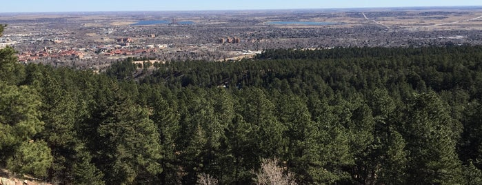 Colorado Chautauqua National Historic Landmark is one of Colorado Tourism.