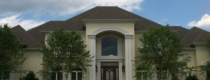 Cypress Lakes Country Club is one of Food in The Shoals Area.