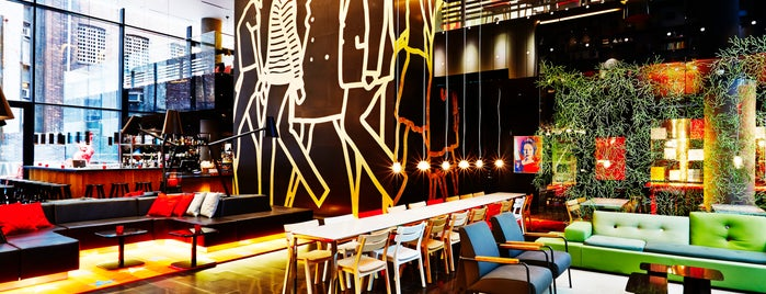 citizenM Hotel New York Times Square is one of Bars.