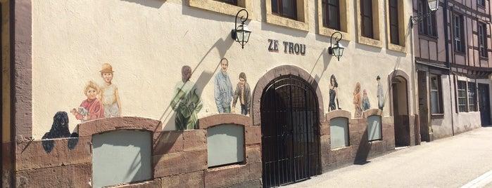 Ze Trou is one of Binouzes à Strasbourg.