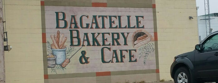 Bagatelle Bakery is one of Wichita Must-Do's!!.