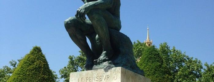 Musée Rodin is one of Paris, FR.