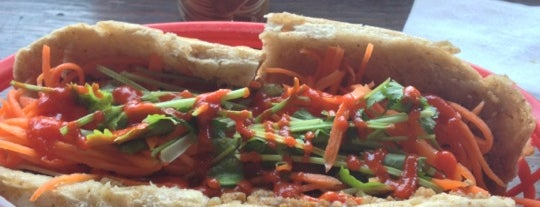 Nicky's Vietnamese Sandwiches is one of 2012 Choice Eats Restaurants.