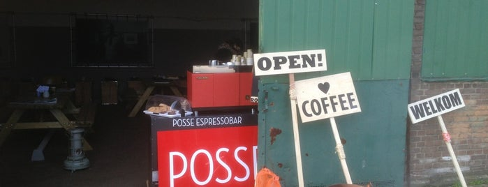 POSSE Espressobar | Restaurant | Gallery | Bookstore is one of Coffee to drink in CNW Europe.